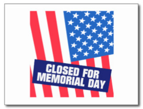 closed memorial day sign printable  u2013 free download  u2013 december 2018 calendar