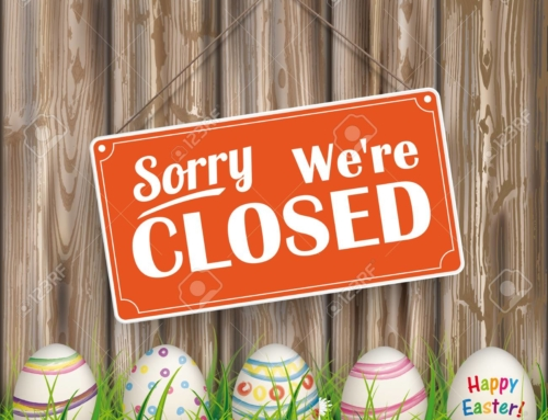 NOMAD Closed on Easter Sunday