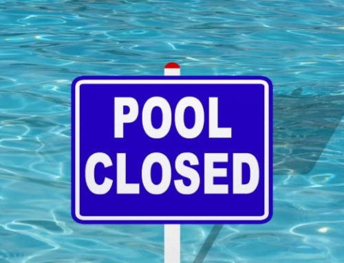 Competition Pool Closed