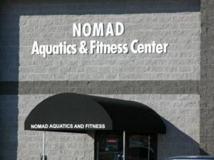 nomad Aquatics and fitness huntersville